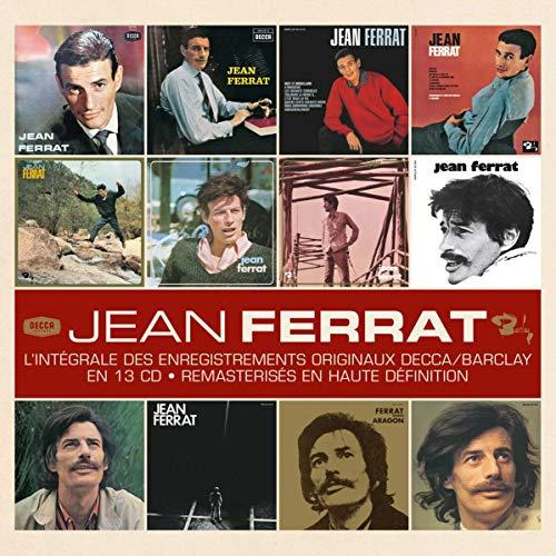 L\'Intégrale des enregistrements originaux Decca-Barclay (Coffret 13 CD)