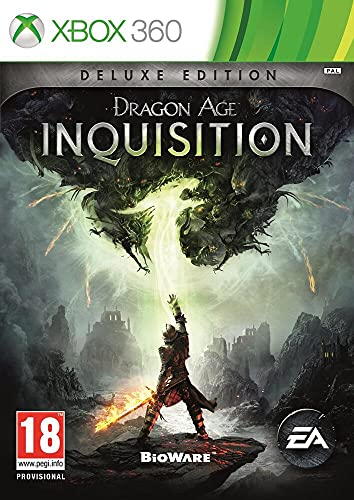 Unbekannt Dragon Age III: Inquisition (Deluxe-Edition)
