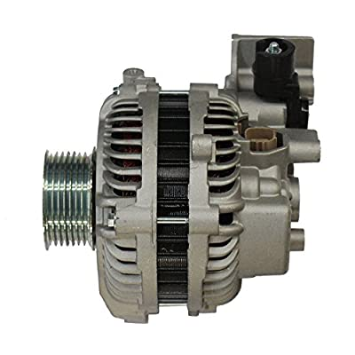 PARTS-DIYER Alternator Replacement for 2006 2007 2008 2009 2010 Honda Civic 1.8L 80AMP 31100-RNA-A01 31100-RNA-A012-M2 AHGA67