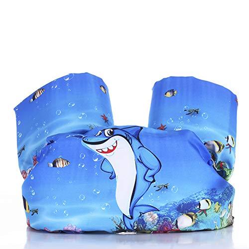 BenCreative Schwimmweste für Kinderpfützenpullover mit Armbändern/Poolschwimmer für Kleinkinder