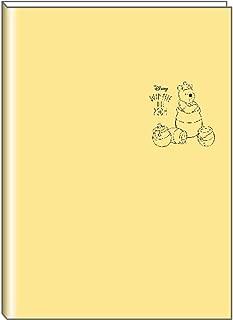 デルフィーノ 手帳 ディズニー 2020年 A5サイズ マンスリー プー つぼ DZ-80544 2019年9月始まり DZ-80544