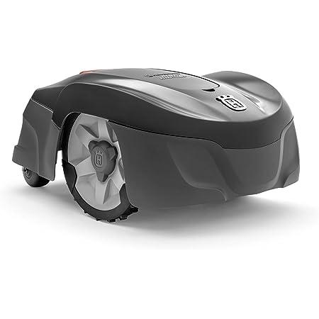 Husqvarna Automower 115H Connect/4G Robotic Lawn Mower, Small – Medium Yards (0.4 Acres)