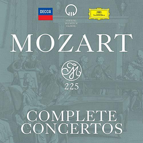 Mozart: Piano Concerto No.5 in D Major, K.175 - II. Andante ma un poco adagio