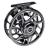 PROBEROS Fly Fishing Reel, CNC Machined Aluminum Large...