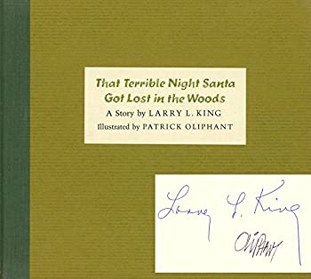 Hardcover That Terrible Night Santa Got Lost in the Woods Book