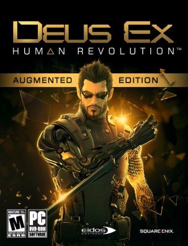 Deus Ex Human Revolution - Augmented Edition - PC by Square Enix
