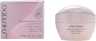 Shiseido Replenishing Body Cream for Unisex, 7.2 Ounce