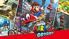 Explore 3D kingdoms filled with secrets and surprises, including costumes for Mario and several ways to interact with environments Mario's new friend, Cappy, lets you master new moves like cap throw, cap jump and capture Visit astonishing new locales...