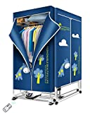 KASYDoFF Clothes Dryer Portable 1500W-1.7 Meters...