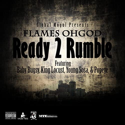 Flames OhGod feat. Baby Bugsy, King Locust, Young Sosa & Popeye