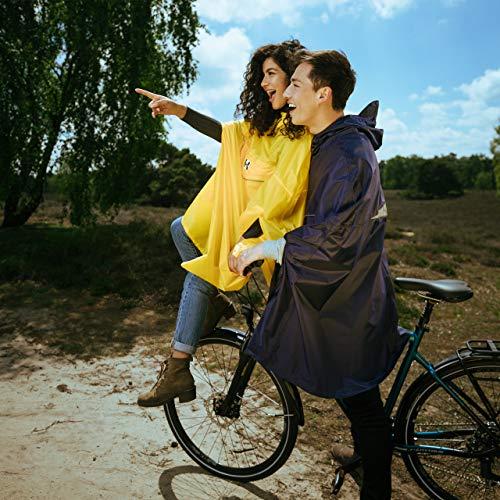 Fahrrad Regenponcho - 6