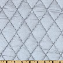 James Thompson & Co., Inc. Therma-Flec Heat Resistant Heavy Cotton Batting Silver Fabric by The Yard