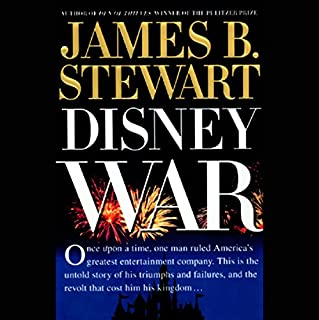 DisneyWar                   By:                                                                                                                                 James B. Stewart                               Narrated by:                                                                                                                                 Patrick Lawlor                      Length: 25 hrs and 47 mins     1,187 ratings     Overall 4.3