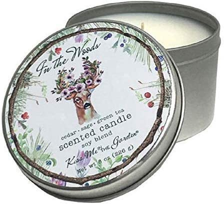 Kiss Me in the Garden - Can Woods Collection Travel Tin Under blast Kansas City Mall sales The