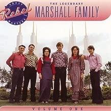 The Legendary Marshall Family, Vol. 1