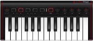 IK Multimedia iRig Keys 2 Mini MIDI コントローラー 25鍵ミニ鍵盤 オーディオ出力端子搭載【国内正規品】IKM-OT-000087