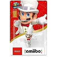 Nintendo - Colección Super Mario, Figurina Amiibo Mario Odyssey