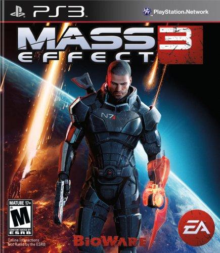 Mass Effect 3 PS3 US Version