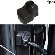 8X-SPEED 4pcs Car Door Stopper Protection Cover For Toyota 4runner Matrix Mirai Previa Venza Sienna Zelas Sequoia Tacoma Hilux FJ cruiser
