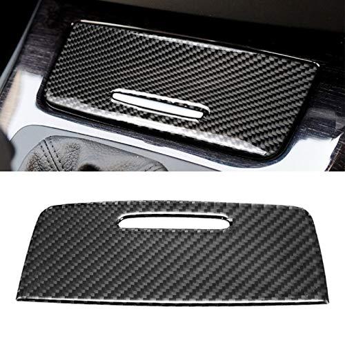 Car Styling Interior Trim Textura de Fibra de Carbono Pegatinas de decoraciónAccesorios Pegatinas de Coche, para BMW E90 E92 E93 3 Series