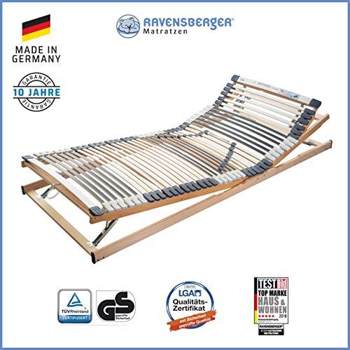 RAVENSBERGER MEDIMED 7-Zonen-Buche-Lattenrost