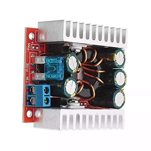 KEKEYANG 15A Snchronous Rectified Buck Adjustable Input 4-32V To Output 1.2-32V Step Down Converter High Efficienc Module Woodworking Tools Controller Board
