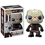 Funko Pop Movie Friday The 13th Jason Voorhees Figure Collectible Toy Boy's Toy