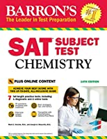 SAT Subject Test: Chemistry with Online Tests (Barrons Sat Subject Test)