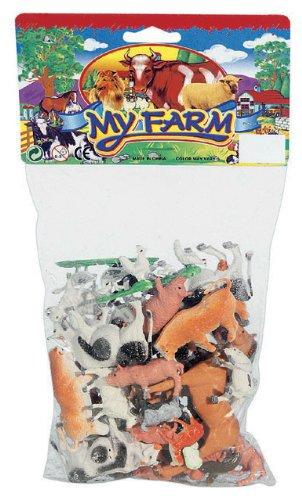 45 Bauernhoftiere Tiere und Figuren für Spiel Bauernhof - 2