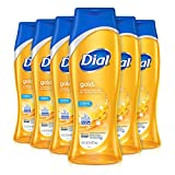 Dial Body Wash, Gold, 16 Ounce (Pack of 6)