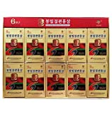 Pocheon 200g(10ea X 20g) 6Years Sliced Korean Panax Red Ginseng Roots...