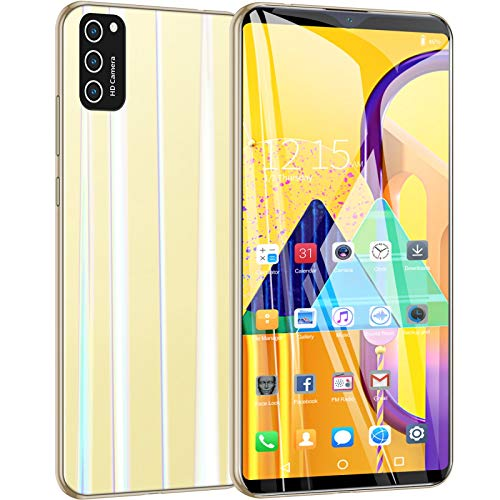 DZSWDTQ 6.1-inch smartphone, face recognition,Android 9.0+ 8-core processor,13MP+26MP, WIFI function and GPS positioning function