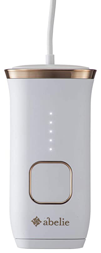 永久に選択する白いロゼンスター abelie 光フラッシュ脱毛器 全身ケア AB-6180
