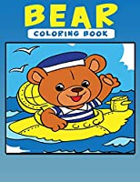 Bear Coloring Book: Activity Book for Kids