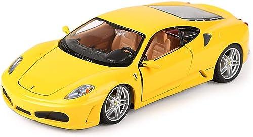 KKD Scale-Modellfahrzeuge Modellauto Ferrari Modell Raffaoli 458 Sportwagen Modell Simulation Legierung Spielzeugauto Modell 1 24 Statisches Modell Geburtstagsgeschenk Mini Fahrzeuge