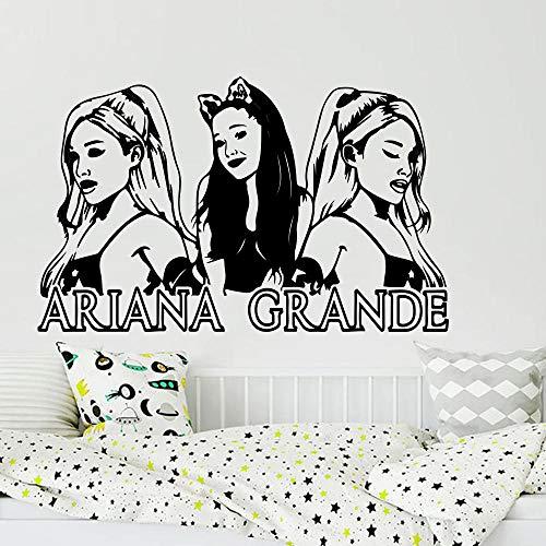 Pegatinas De Pared,Gran Ariana Grande Música Etiqueta De La Pared Chica Sexy...