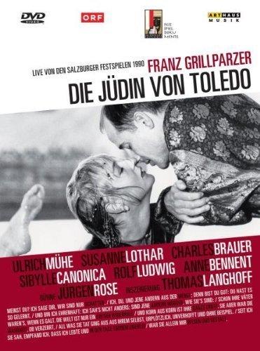 Franz Grillparzer - Die Jüdin von Toledo