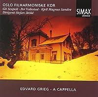 A Cappella: 4 Psalms / Holberg Cantata by SCAPOLI GLI (1999-01-04)