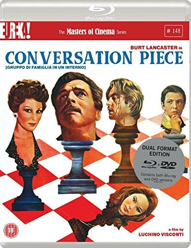 Conversation Piece (1974) (Masters of Cinema) Dual Format (Blu-ray & DVD) edition UK-Import, Sprache-Englisch