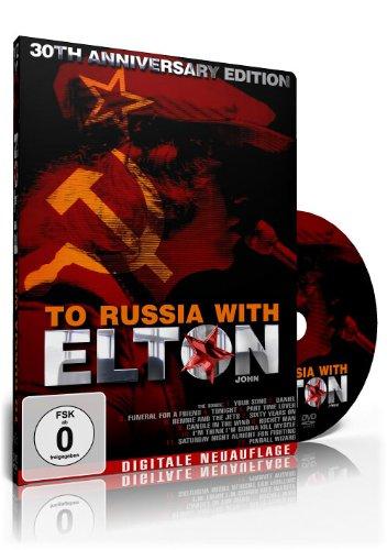 To Russia with Elton - Elton John ( digital überarbeitete Fassung )