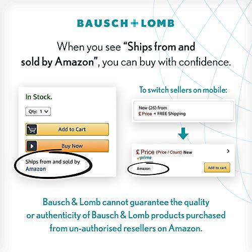 Bausch & Lomb Pflegemittel für weiche Kontaktlinsen, Multipack (2 x 300 ml) - 3