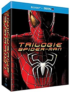 Trilogie Spider-Man : Spider-Man + Spider-Man 2 + Spider-Man 3 [Blu-ray + Copie digitale] (B00I5X37ZE) | Amazon price tracker / tracking, Amazon price history charts, Amazon price watches, Amazon price drop alerts