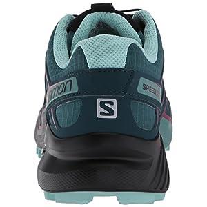 Salomon Women's Speedcross 4 CS W Mountaineering Boot, mallard blue, 7 M US