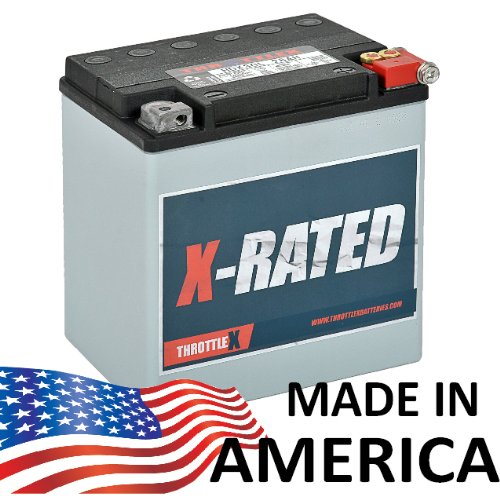 ADX30L - Replacement Motorcycle Battery UPGRADE
