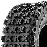 SunF 20x11-8 6 Ply ATV UTV A/T Tires A027, [Single]