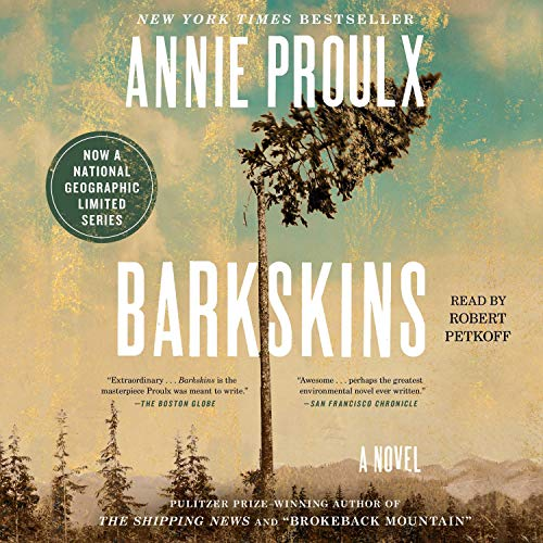 Barkskins Audiobook By Annie Proulx cover art