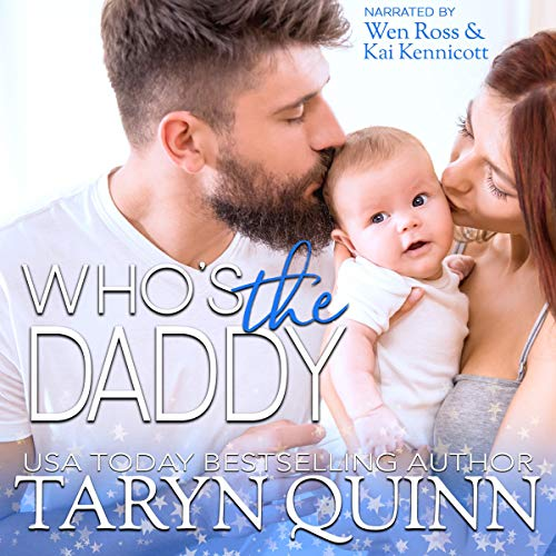 Who's the Daddy audiobook cover art