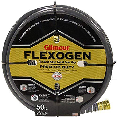 Gilmour Flexogen 5/8 in. Garden Hose 50FT.