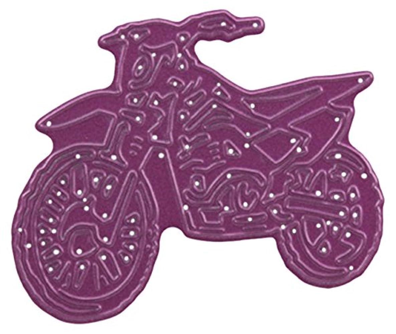 Cheery Lynn Designs B497 Dirt Bike Die Cut
