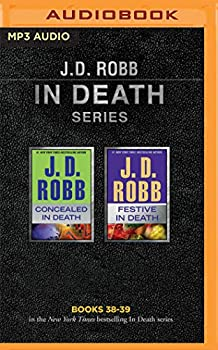 MP3 CD J. D. Robb - In Death Series: Books 38-39: Concealed in Death, Festive in Death Book